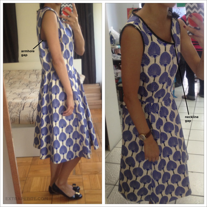 kate spade fan dress 7