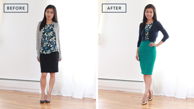 beforeafter_floral_skirt