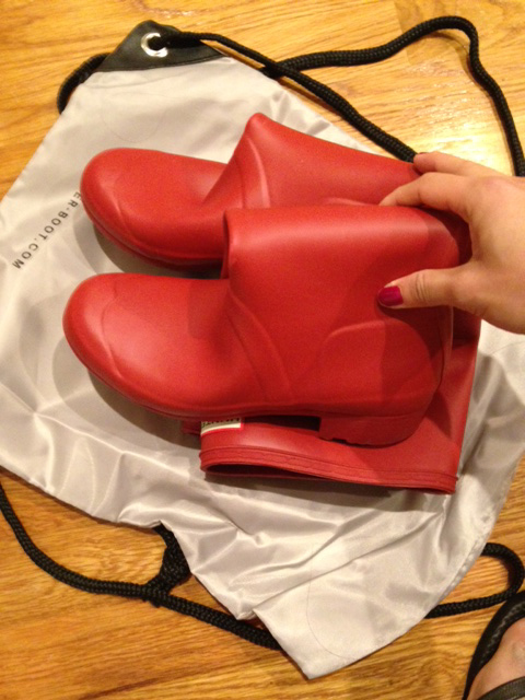 hunter boots folded1