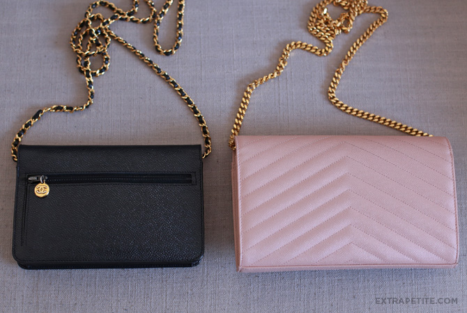 Bag Review Ysl Saint Laurent Wallet On Chain Purse