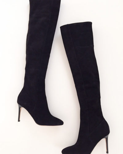 Petite-friendly, slim calf boots review: Cole Haan Marina