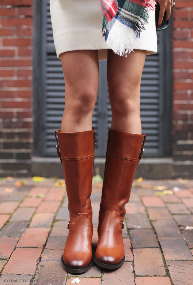 ariat york - petite narrow calf leather boots review