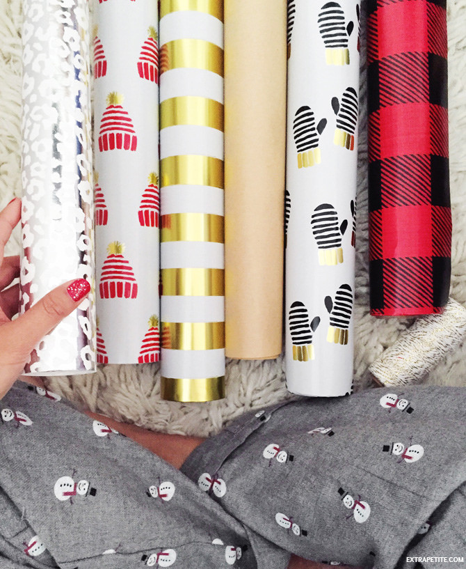 old navy pajamas target christmas wrapping paper
