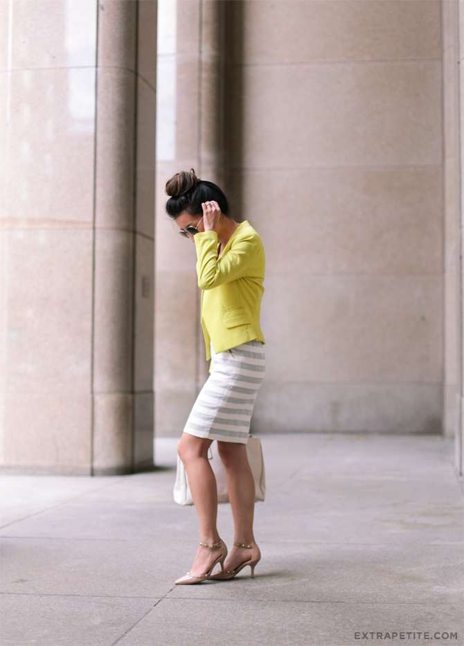 office outfit studed pumps anneke sole society