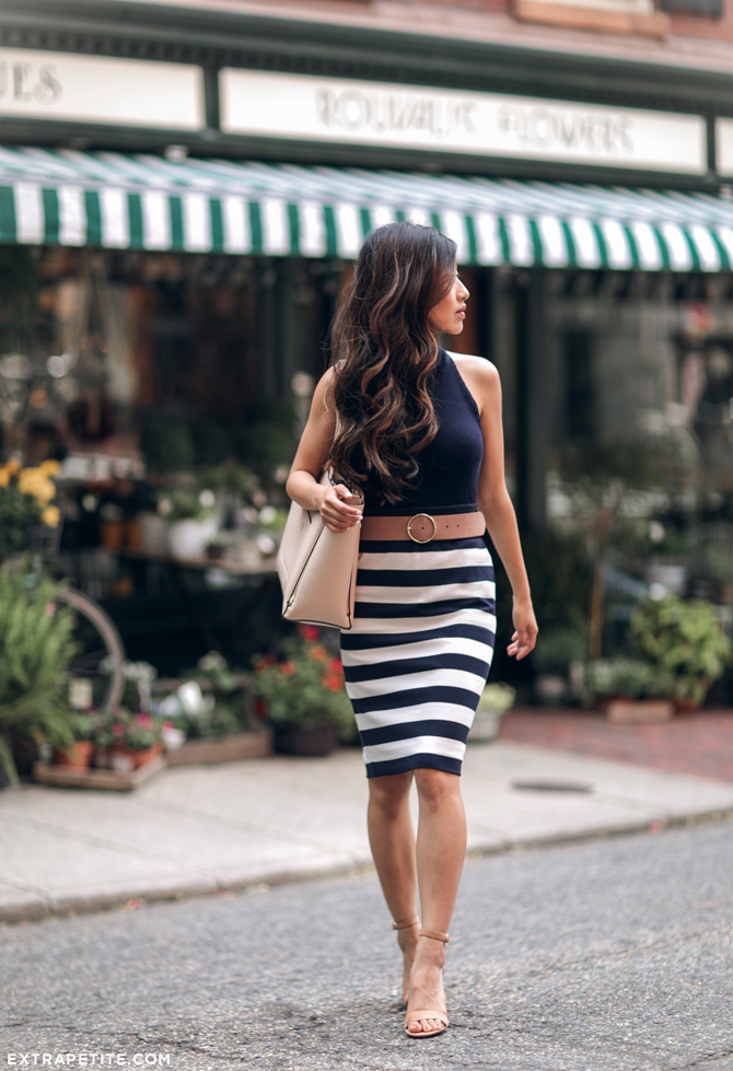 boston classic summer outfit_extra petite