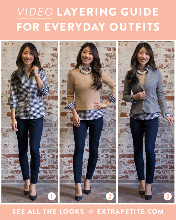 how to layer outfits