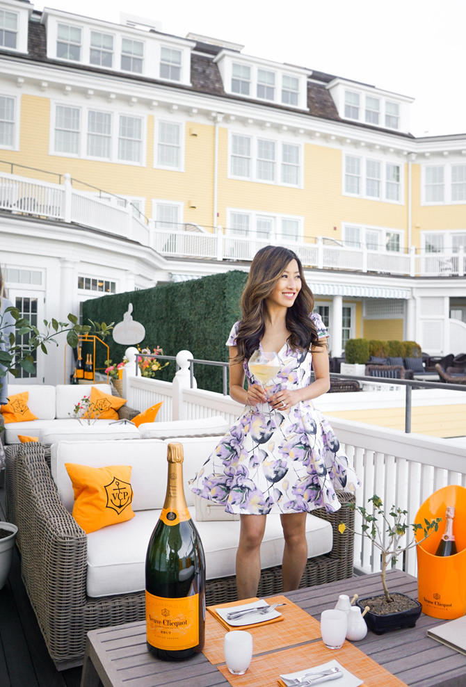veuve clicquot champagne bar ocean house
