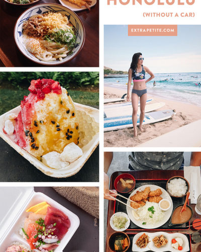 48 Hours in Honolulu // Favorite eats + Where we stayed