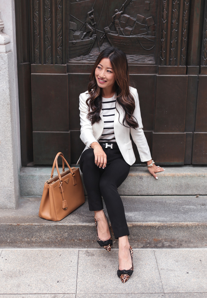 fall style office wear extra petite boston blog