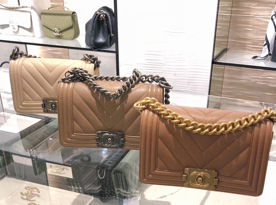 chanel small boy bags london harrods