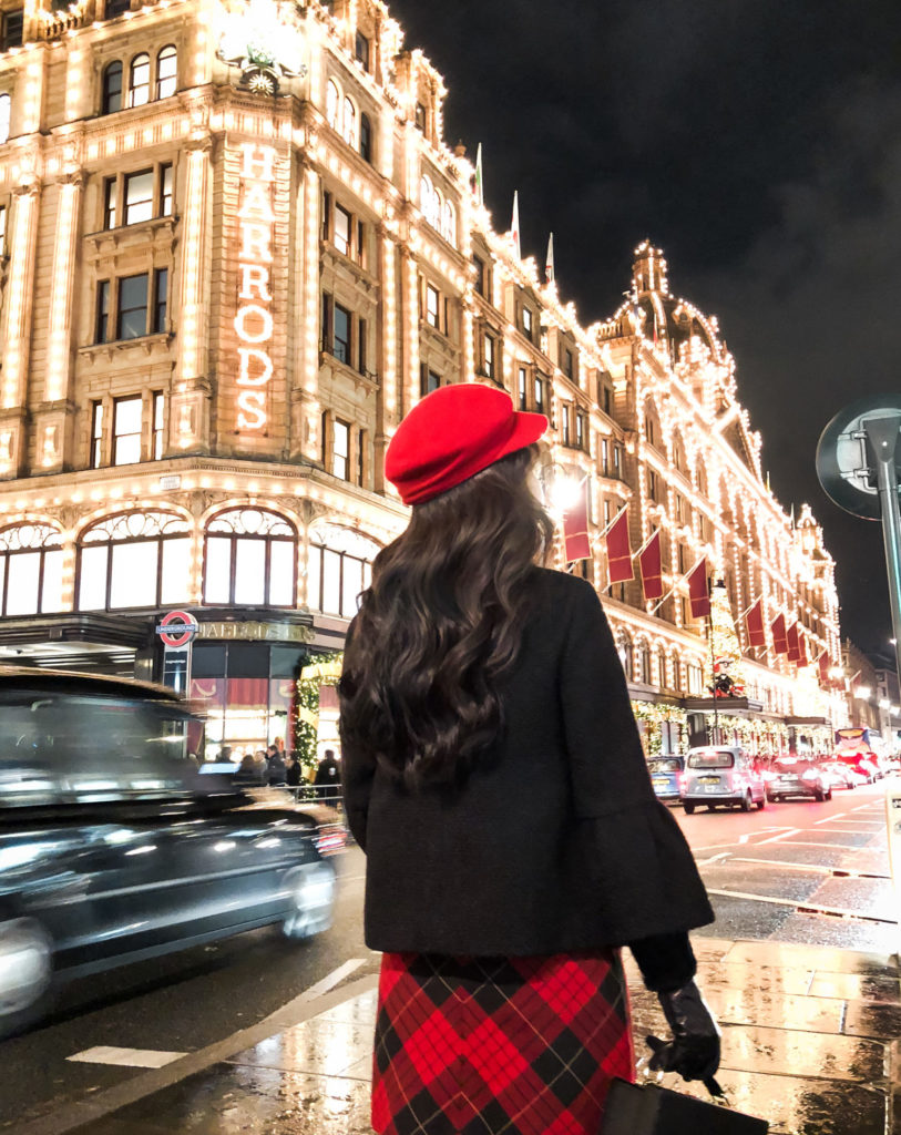 harrods-red-hat-IG-London IG
