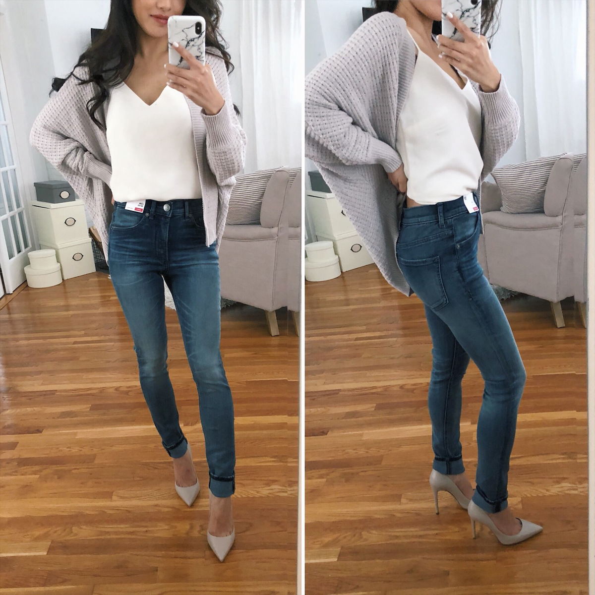 express skinny jeans for petite women review